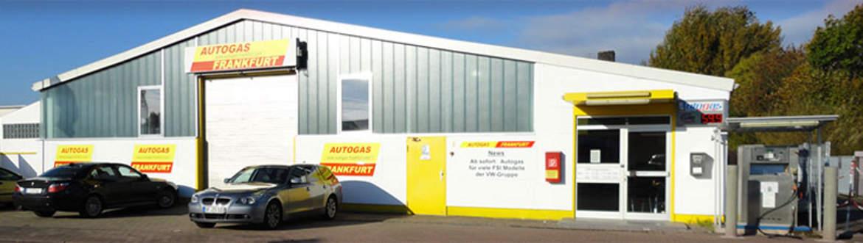 Autogas-Frankfurt Werkstatt Frankfurt